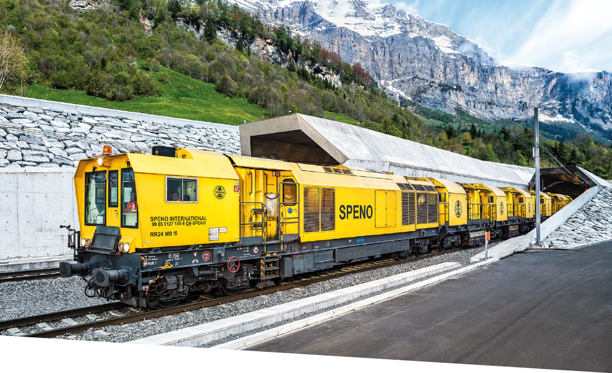 Speno, Global Rail Maintenance